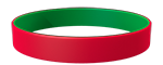 186C/355C Colored Wristband
