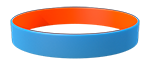 284C/021C Colored Wristband