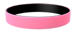 210C/Black Colored Wristband