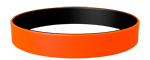 021C/Black Colored Wristband