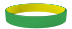 355C/YellowC Colored Wristband