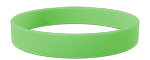 Green Colored Wristband