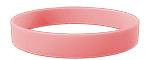 Pink Colored Wristband