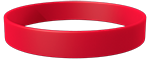 186C Colored Wristband