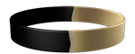 BlackC/871C Colored Wristband