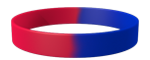 186C/072C Colored Wristband