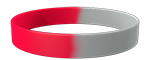 186C/422C Colored Wristband