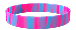 806C/292C Colored Wristband